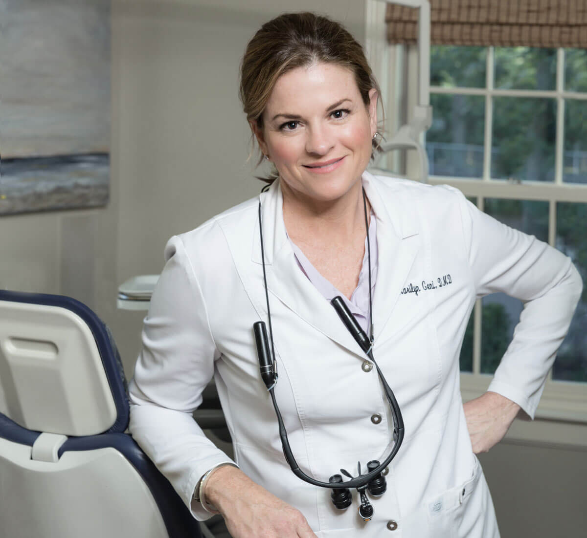 Meet Dr. Marilyn Geni & Dr. Pamela Gibson